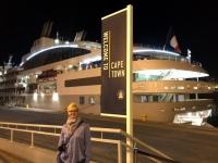 2019 03 23 Zurück im Hafen mit unserem Schiff