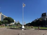 2019 03 02 Buenos Aires Avenue 9 Juli am Obeliskplatz