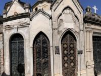 2019 03 02 Buenos Aires Friedhof Recoleta mit wunderschönen Grabstätten