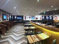 2019 03 02 Buenos Aires Hard Rock Cafe Nr 1 am Flughafen