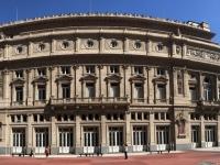 2019 03 02 Buenos Aires Theater Colon Seitenansicht