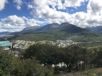 2019 03 03 Ushuaia Blick vom Hotel Arakur