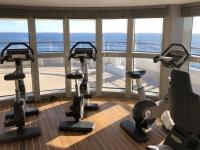 Fitnessstudio Deck 5