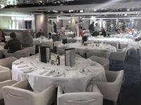 Restaurant Le Celeste auf Deck 2