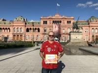 2019 03 02 Buenos Aires Präsidentenpalast Casa Rosada Reisewelt on Tour