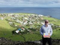2019 03 16 Blick auf Tristan da Cunha Reisewelt on Tour