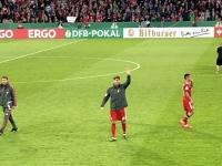 Glückliche Bayern