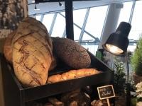 Große Brotauswahl