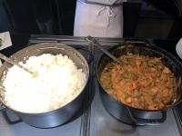 Indisches Currygericht