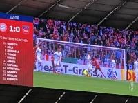 Schnelles Tor für den FCB