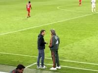 Trainer mit dem FC Bayern Doc