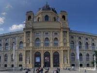 Panoramafoto des Naturhistorischen Museums