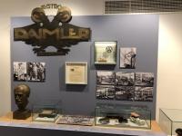 Legendäre Austro Daimler Fabrik