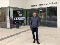 NÖ Landesausstellung Wr Neustadt im Museum St Peter an der Sperr