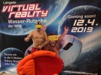 Längste Virtuelle Wasserrutsche der Welt