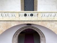 Blick in den Eingang