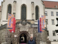 Theresianische Militärakademie Eingang