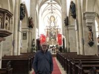 Wr Neustadt Dom mit Altar