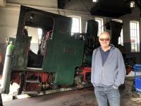 Älteste Dampflok noch immer im Betrieb