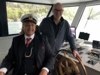 Auch Kapitän bei der Schifffahrt_Mario Mischelin