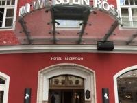 Berühmtes Hotel