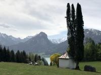 Blick von der Jausenstation Aschinger auf den Wolfgangsee