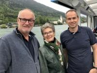 Danke für einen interessanten Tag in St Wolfgang