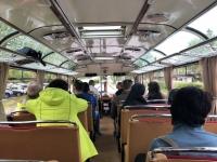 Fahrt mit dem Olddtimerbus Messinger