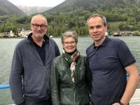 Gerald Stutz RLB OÖ Brigitte Stumper Salzkammerugt Touristik Andreas Promberger WKOÖ