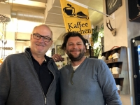 Kaffeewerkstatt Chef Fritz Wipplinger