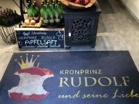 Kronprinz Rudolf Eingang