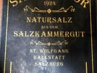 Natursalz aus dem Salzkammergut