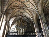 Orgel in der Pfarr- und Wallfahrtskirche