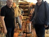 See Destillerie Chef Johannes Peinsteiner
