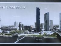 Die neue Donau City