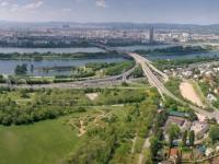 Wien Richtung Süden