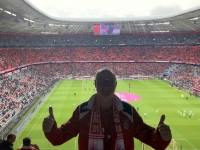 Die Allianz Arena ist voll