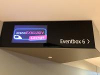 Eingang zur Eventbox Nr 6
