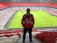 Unsere wunderschöne Allianz Arena
