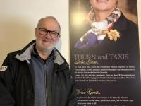 Schloss Emmeram Besitzerin Fürstin Gloria von Thurn und Taxis