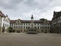 Schloss Emmeram Innenhof
