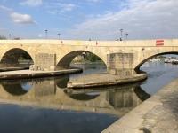 Wahrzeichen Steinerne Brücke