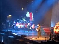 Beginn des tollen Konzertes