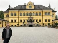 Schloss Hellbrunn Vorderansicht