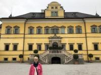 Schloss Hellbrunn mit Jutta