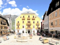 Marktplatz Panoramafoto