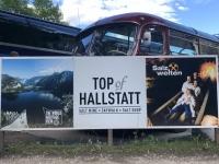 Top of Hallstatt Werbung