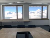 Seminarraum im Bergrestaurant mit wunderschönem Blick