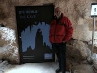 Eingang zur Rieseneishöhle