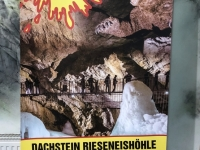 Werbung Rieseneishöhle